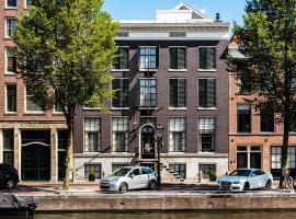 Hotel Seven one Seven, hotel near Rijksmuseum, Amsterdam