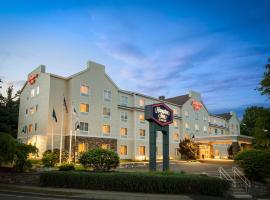 Hampton Inn Nashua, hotel near Manchester Boston Regional Airport - MHT, Nashua