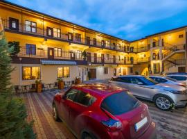 Long Street Hotel, hotel a Braşov