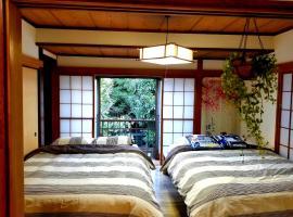 NOAH HOSTEL TOKYO, hostel in Tokyo