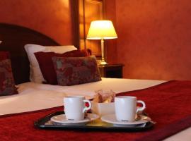 ホテル ル マンデルベール、ミッテヴィヒエのホテル
