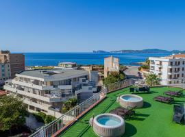 Hotel Villa Piras, hotel a l'Alguer
