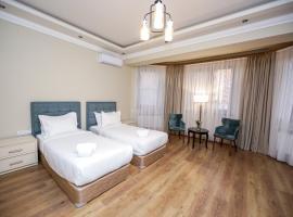 A Hotel Yerevan, hotel in Yerevan