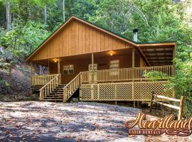 Deer Wood, cabin in Sevierville