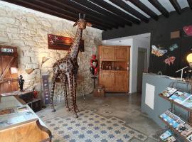 Barrio Boutik Hostal, hostelli Alicantessa
