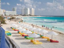 Ocean Dream Cancun by GuruHotel, hotel in Cancún