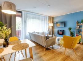 Apartment Stockholm, hotel with pools in Winterberg