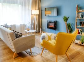 Apartment Stockholm, budget hotel in Winterberg