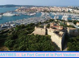 61 Place Nationale, self catering accommodation in Antibes