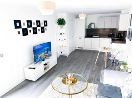 Luxury Birmingham City Centre Apartment, self catering accommodation in Birmingham