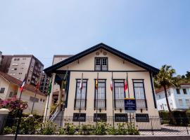 Pousada Dom Petrópolis, accessible hotel in Petrópolis
