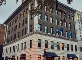 The Drayton Hotel, hotel in Savannah