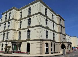 The Monterey Hotel; Sure Hotel Collection by Best Western, hotel in Saint Helier Jersey