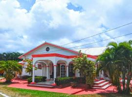 Sunny Palm Villas, hotel near Hewanorra International Airport - UVF,
