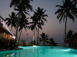 Sunview Beach Resort, accessible hotel in Varkala