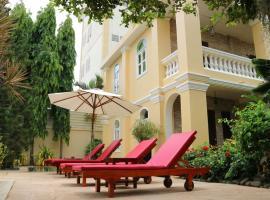 La Villa, hotel in Battambang