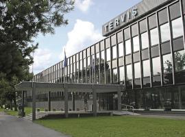 Spa Tervis, hotell sihtkohas Pärnu