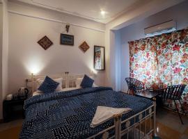 Le Pension Harsh Vilas, guest house in Udaipur