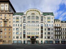 Отель Марриотт Москва Тверская, отель в Москве
