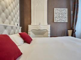 Hotel Saint Etienne, hotel near Carpiquet Airport - CFR, Caen