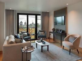 Tower Suites by Blue Orchid, hotel dicht bij: Tower Bridge, Londen