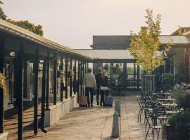 Sigtunahöjden Hotell & Konferens, hotel in zona Aeroporto di Stoccolma-Arlanda - ARN, Sigtuna