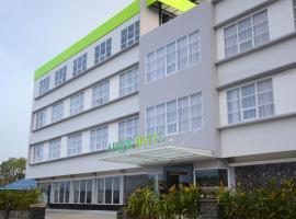 Airish Hotel Palembang, hotel in Palembang