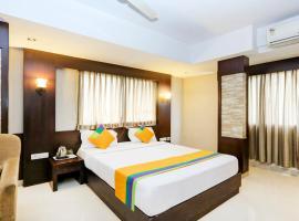 Treebo Trip Greenwood Inn And Suites, hotel near Chamundi Vihar Stadium, Mysore