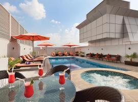 Ramada by Wyndham Dubai Deira, hotel in Dubai