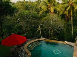 Bali Villa Djodji, hotel in Ubud