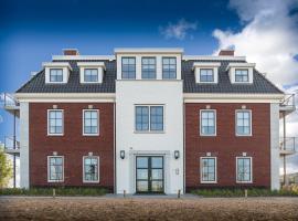 Raadhuis Parc Ganuenta, serviced apartment in Colijnsplaat
