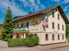 Hotel Schäfflerwirt, Hotel in der Nähe von: Messe München, Aschheim