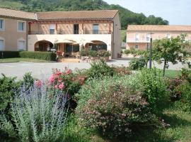 Hotel Restaurant Les Chataigniers, hôtel à Privas
