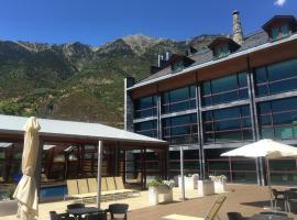 SOMMOS Hotel Aneto, hotel en Benasque