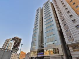 Hotel Reefaf Al Hayah, hotel in Mecca