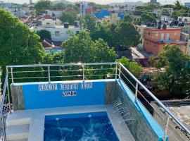Higuey Center City, hotel with parking in Higuey