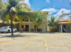 Batista's Beach, hotel near Coqueiro Beach, Luis Correia