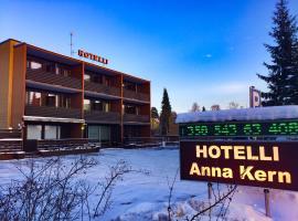 Hotelli Anna Kern, hotel in Imatra
