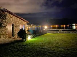 The Little Stone House by the Lake, ξενοδοχείο στην Καστοριά
