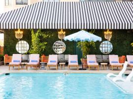 Hotel ZaZa Austin, hotel u blizini znamenitosti 'Texas Memorial Stadium' u gradu 'Austin'