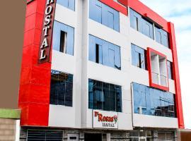 Hostal D' Rosas, hotel en Tacna