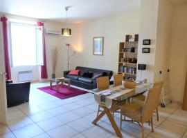 Le Trésor de Paridis: Elegant 1 bed apartment close to everything; AC; WiFi, apartment in Nice
