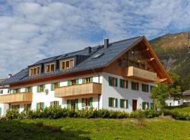 Chalet zur Rose, spa hotel in Berwang