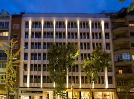 NH Madrid Principe de Vergara, hotel en Madrid