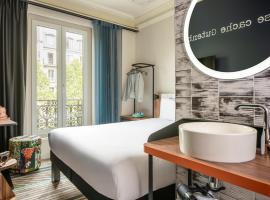 Ibis Styles Hotel Paris Gare de Lyon Bastille, hôtel à Paris