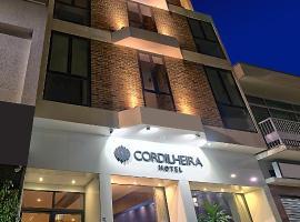 Cordilheira Hotel, hotel perto de Teleférico, Serra Negra