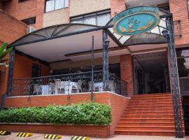 Hotel Casa Laureles, отель в городе Медельин