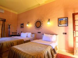 Riad Nezha, hotel en Merzouga