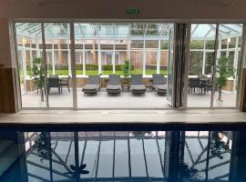 Heywood Spa Hotel, hotel in Tenby