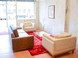 Mônaco Hotel, hotel em Juiz de Fora